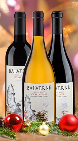 Balverne 3-Pack Holiday Wine Special