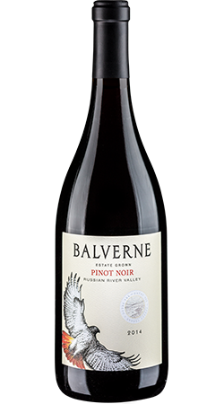 2014 Balverne Pinot Noir Russian River Valley