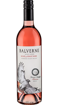 2017 Balverne Rose of Pinot Noir Reserve Image