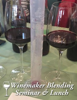 Winemaker Blending Seminar w/ Lunch