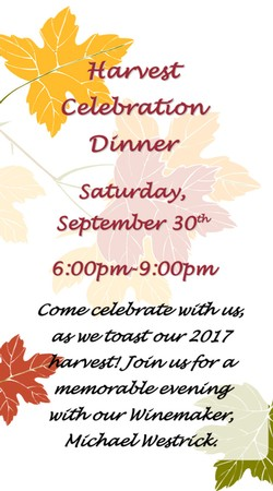 Harvest Celebration Dinner Image