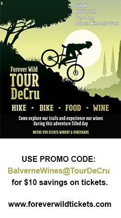 $10 off Tour de Cru ticket