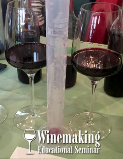 Winemaker Blending Seminar & Lunch