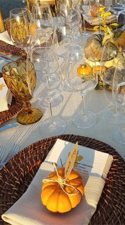 Harvest Winemaker's Dinner